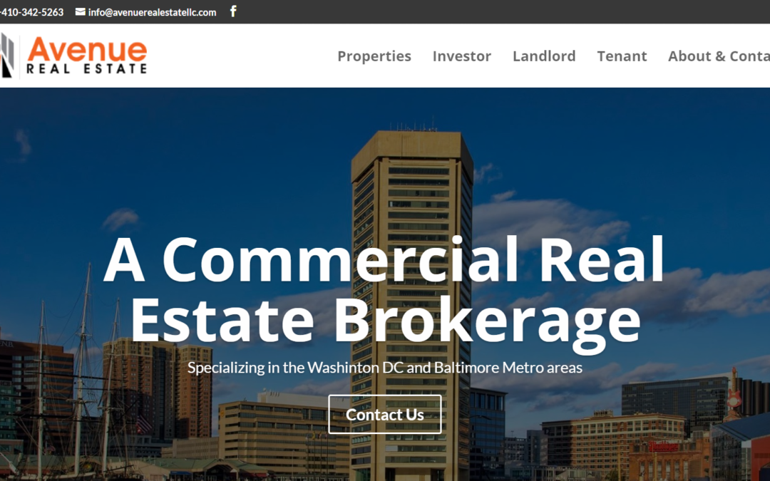 Commercial Brokerage – Avenue Real Estate