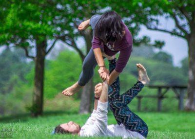 shalom shore acro yoga flow hamilton ontario